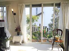 庭に描く、上質空間