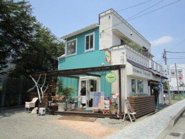 ハワイの風感じるカフェ / 海老名市喫茶店「海老名カフェ」