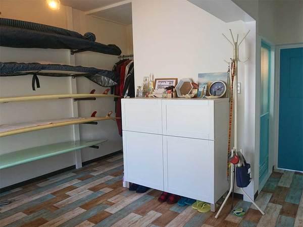 カルフォルニアサーファーガールのマンションライフは海と毎日いっしょ|湘南海岸M様邸