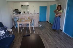 カルフォルニアサーファーガールのマンションライフは海と毎日いっしょ 湘南海岸M様邸のサムネイル