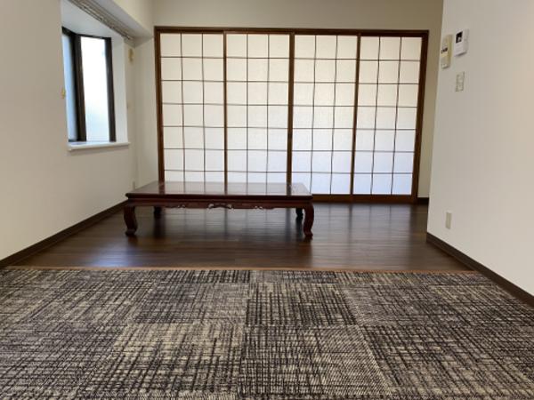 古民家とシンプルモダン和風インテリアが融合したマンションリフォーム|東京都K様邸のサムネイル